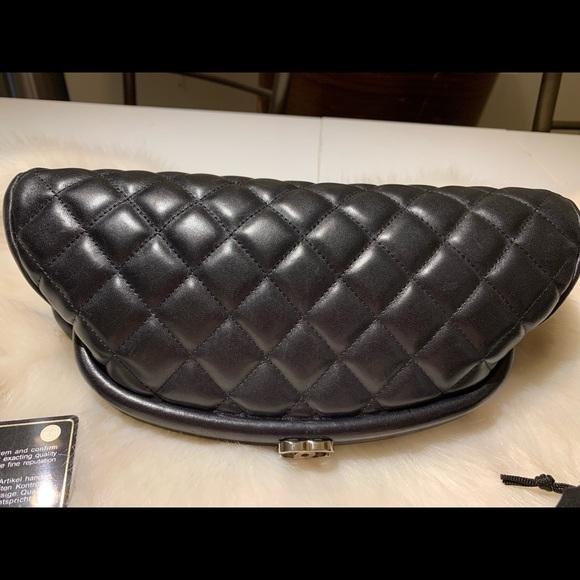 0216db203245 CHANEL Bags | Authentic Clutch Lambskin Leather Skin | Poshmark